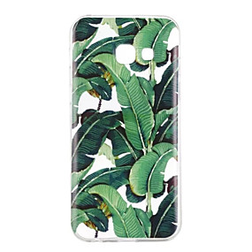 voordelige Galaxy A5(2016) Hoesjes / covers-hoesje Voor Samsung Galaxy A3 (2017) / A5 (2017) / A5(2016) Patroon Achterkant Boom Zacht TPU