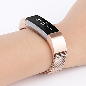 cheap Watch Bands for Fitbit-Watch Band for Fitbit Alta Fitbit Milanese Loop Stainless Steel Wrist Strap