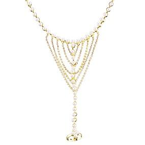 f847638e1 cheap Ring Bracelet-Women's Chain Bracelet Ring Bracelet / Slave  bracelet