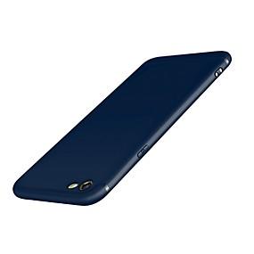 levne iPhone pouzdra-XIMALONG Carcasă Pro iPhone 7 / Apple iPhone 7 Matné Zadní kryt Jednobarevné Měkké Silikon pro iPhone 7