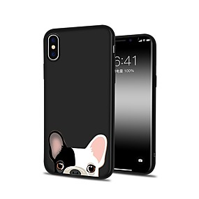 billiga iPhone-fodral-fodral Till Apple iPhone X   iPhone 8 Plus Mönster  Skal 5899a845398a0