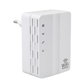 Χαμηλού Κόστους Αξεσουάρ Η/Υ & Tablet-wifi repeater επέκτασης 300Mbps 2,4 GHz Wifi Range Extender AD-607U