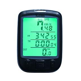 economico Accessori per Ciclismo e bicicletta-SD-563A Computerino da bici Portatile Ciclismo / Bicicletta Ciclismo