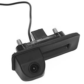 voordelige Auto-elektronica-ziqiao ccd hd nachtzicht autocamera voor skoda roomster fabia octavia yeti superb voor audi a1