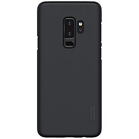 abordables Nliikin®-Nillkin Coque Pour Samsung Galaxy S9 Plus / S9 Antichoc / Dépoli Coque Couleur Pleine Dur PC pour S9 / S9 Plus / S8 Plus