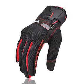 Недорогие Мотоциклетные перчатки-Полный палец унисекс на открытом воздухе езда Madbike мотокросс перчатки мотоцикла перчатки дышащая защита Mad-04 нескользящей нейлоновое волокно / воздухопроницаемость / носимый