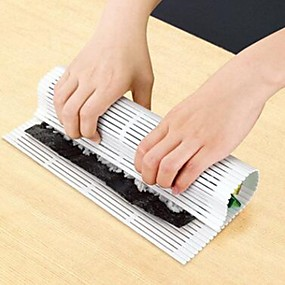 ieftine Ustensile Bucătărie & Gadget-uri-PP (Polipropilenă) Ustensile de Sushi Portabil Unelte Instrumente pentru ustensile de bucătărie Pentru ustensile de gătit 1 buc