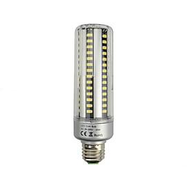 זול נורות תירס לד-1pc 25 W נורות תירס לד 3000 lm E26 / E27 T 96 LED חרוזים SMD 5736 דקורטיבי לבן חם לבן קר 85-265 V / RoHs