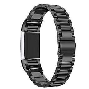 저렴한 Fitbit 밴드 시계-시계 밴드 용 Fitbit Charge 2 핏빗 모던 버클 메탈 손목 스트랩