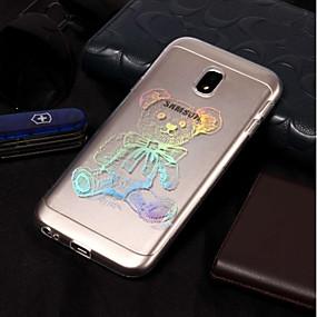 voordelige Galaxy J7 Hoesjes / covers-hoesje Voor Samsung Galaxy J7 (2017) / J7 (2016) / J7 IMD / Patroon Achterkant dier Zacht TPU