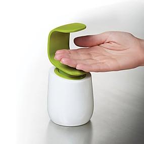 economico Gadget per il bagno-Erogatore di sapone liquido Nuovo design / Creativo Modern ABS Alta qualità 1pc - Bagno / Bagno dell'hotel