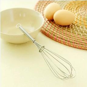 ieftine Ustensile Bucătărie & Gadget-uri-7inch oțel inoxidabil oțel whisk beater bucătărie gadget-uri