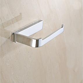 abordables Gadgets de Baño-Soporte para Papel Higiénico Múltiples Funciones Moderno Latón 1pc - Baño Colocado en la Pared