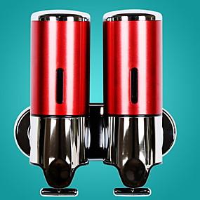 baratos Casa & Cozinha-Dispensador de Sabonete Líquido Smart / Novo Design / Criativo Moderna Aço Inoxidável 1pç - Banheiro Montagem de Parede