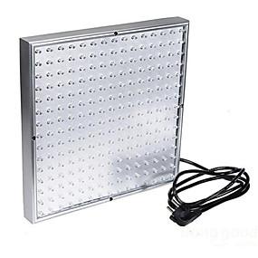ieftine LED-uri & Iluminat-1pc 225sec 15w condus cresc lumina lampă hydroponic 165red 60blue eu plug pentru plante de interior flori de legume gradina de interior ac85-265v