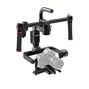 billige utendørs trening-Karbonfiber / Aluminium-magnesium legering 35 mm 2 Seksjoner Kamera Slingrebøyle