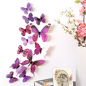 cheap Decoration Stickers-Decorative Wall Stickers - Animal Wall Stickers Animals Indoor