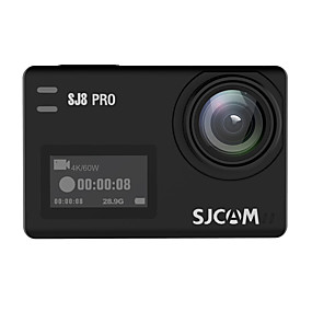 billige CCTV Cameras-sjcam® sj8pro 60fps / 1080p 128 gb multi-sprog / single shot / burst mode / time-lapse 30 m