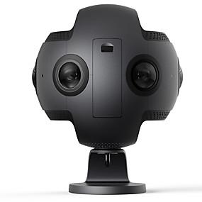 voordelige Bewaking & Beveiliging-insta360 pro 30mp pro 8k sferische vr camera ondersteuning 512 gb g / statisch ip adres / iphone os / android