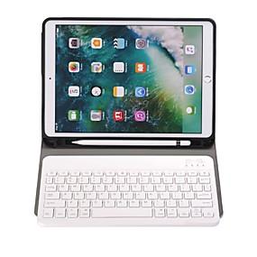 olcso iPad billentyűzetek-Bluetooth Office billentyűzet Újdonságok mert iOS Bluetooth 3.0