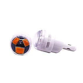 economico Auto e moto-OTOLAMPARA 2pcs T10 Auto Lampadine 1.5 W SMD 5630 120 lm 3 LED luci esterne Per Ford / Fiat Fiesta Tutti gli anni