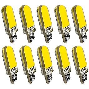billige Car Signal Lights-10pcs T10 Bil Elpærer 2 W COB 60 lm 12 LED Blinklys Til General Motors Universal