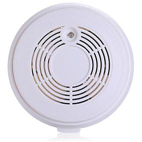 billige Sikkerhet og overvåkning-røyk og gass detektorer co karbonmonoksid detektor brann røyk sensor alarm kombinasjon 2 i 1