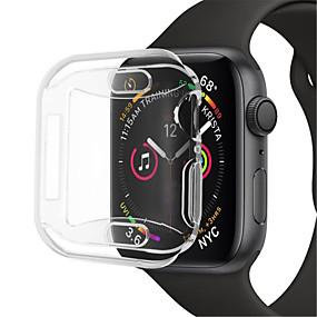 billige Apple-tilbehør-Etui Til Apple Apple Watch Series 4 Silikone Apple