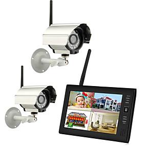 Overvågning og sikkerhed