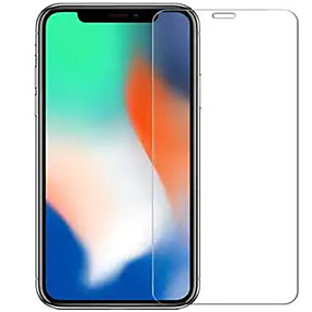 ieftine Folii de Protecție Ecran-Ecran protector pentru Apple iPhone XS / iPhone XR / iPhone XS Max Sticlă securizată 1 piesă Ecran Protecție Față High Definition (HD) / 9H Duritate / 2.5D Muchie Curbată