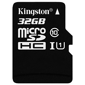 ieftine Noutăți-Kingston 32GB TF card Micro SD card card de memorie Class10