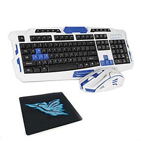 5c11cfacdfc preiswerte Mäuse & Tastaturen-LITBest DS-81 Wireless 2.4GHz Maus- Tastatur