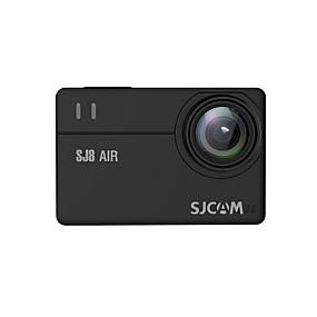 voordelige Auto DVR's-SJCAM SJ8AIR 1080p Mini Auto DVR 160 graden Wijde hoek Panasonic MN34112PA 2.33 inch(es) TFT LCD-monitor / Capacitief scherm / IPS Dash Cam met WIFI / Continu-opname / Ingebouwde Microfoon Neen