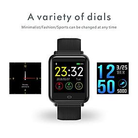 cheap Smart Wristbands-KUPENG Q-9 Unisex Smart Bracelet Smartwatch Android iOS Bluetooth Smart Sports Waterproof Heart Rate Monitor Blood Pressure Measurement Pedometer Call Reminder Activity Tracker Sleep Tracker