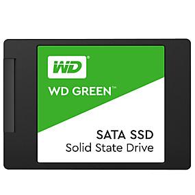 hesapli Harici Sabit Diskler-WD Bilgisayar Aksesuarı / Harici disk 240GB WD  Green SSD 240G