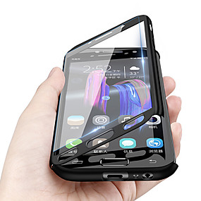 voordelige Huawei Honor hoesjes / covers-hoesje Voor Huawei Huawei Note 10 / Huawei Honor 10 / Honor 9 Schokbestendig / Ultradun / Mat Volledig hoesje Effen Hard PC