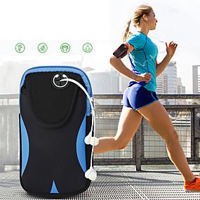 olcso iPhone tokok-táska derék férfi és női utazási kettős sport vízálló állítható utazótáska zsebek 6 hüvelyk