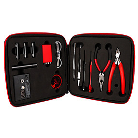 billige Damptilbehør-til diy v2 kit værktøjssæt jig ohm meter keramisk pinde til rda rta mech mod