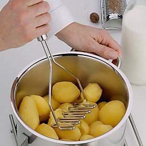 ieftine Ustensile Bucătărie & Gadget-uri-Oțel inoxidabil / Fier Tel Montare la Perete Bucătărie Gadget creativ Instrumente pentru ustensile de bucătărie Ustensile Novelty de Bucătărie Cartof 1 buc