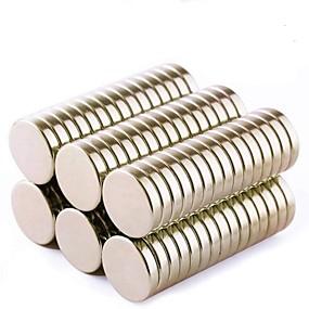 olcso Játékok & hobbi-80 pcs Mágneses játékok Super Strong ritkaföldfémmágnes Mágneses Mágneses matrica Mini Játékok Ajándék