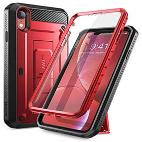 levne iPhone pouzdra-Carcasă Pro Apple iPhone XR Voděodolné / Nárazuvzdorné / Prachuodolné Celý kryt Jednobarevné Pevné PC pro iPhone XR