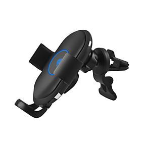 povoljno iPhone XS-Bežični auto punjači USB punjač USB Bežični punjač 1.5 A / 1.2 A DC 9V / DC 5V za Univerzális