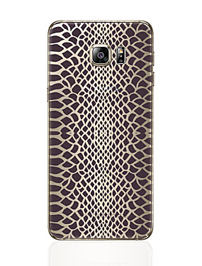cheap Samsung Accessories New Arrivals-Case For Samsung Galaxy S8 Plus / S8 Pattern Back Cover Leopard Print Soft TPU for S8 Plus / S8 / S7 edge
