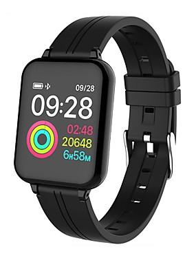 Χαμηλού Κόστους Καθημερινές προσφορές-Indear B57PLUS Έξυπνο βραχιόλι Android iOS Bluetooth Smart Αθλητικά Αδιάβροχη Συσκευή Παρακολούθησης Καρδιακού Παλμού / Μέτρησης Πίεσης Αίματος / Οθόνη Αφής / Θερμίδες που Κάηκαν / Μεγάλη Αναμονή