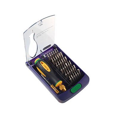 k-tools 38-in-1 cacciaviti di precisione per l'elettronica fai da te (37 pezzi set)