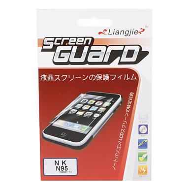 Rinco lcd screen protector voor de Nokia N95 mobiele telefoons