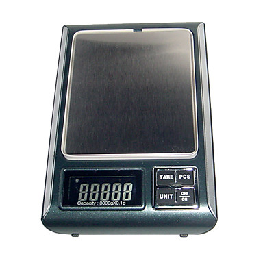 draagbare digitale pocket schaal (qw002)