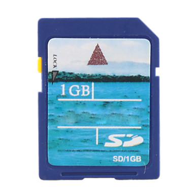Cartão de 1GB de memória sd