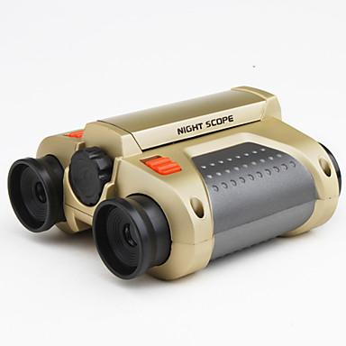 Night Scope 4x 30mm Binoculars With Pop-Up Light