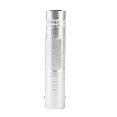 파워 라이트 HX-G011 1 형태 LED 플래쉬 등 (40LM, 1x14500, 회색)